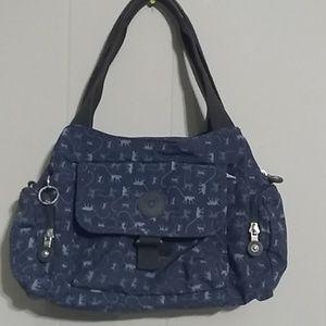 Kipling Monkey print purse